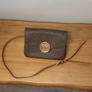 Fulton Logo Crossbody by Michael Kors